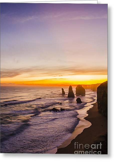 Australian Landmarks Greeting Card by Jorgo Photography - Wall Art Gallery
