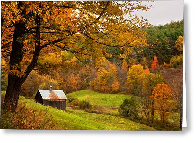 Sugarhouse greeting cards for sale for New england barns for sale