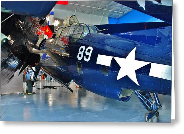 Tbf Greeting Cards - Avenger Greeting Card by Todd and candice Dailey