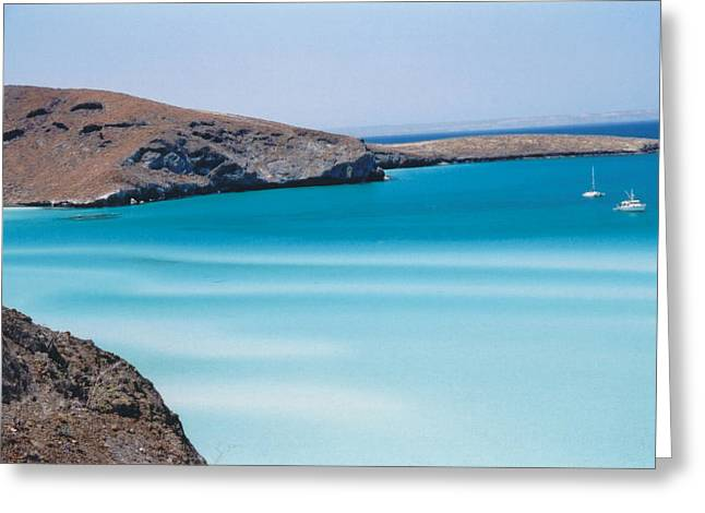 Kathy Schumann Greeting Cards - Balandra Bay Greeting Card by Kathy Schumann