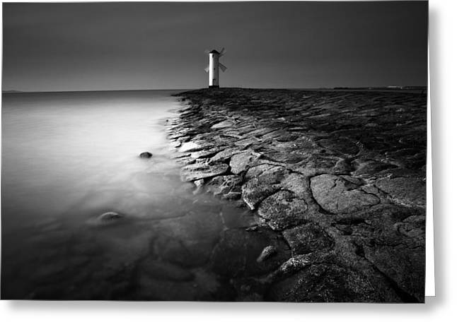 Lit Greeting Cards - Baltic Dreaming #6 Greeting Card by Martin Rak