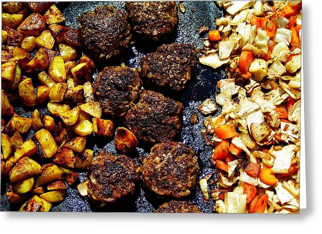 Barbecue Greeting Cards - Barbecue ... Greeting Card by Juergen Weiss