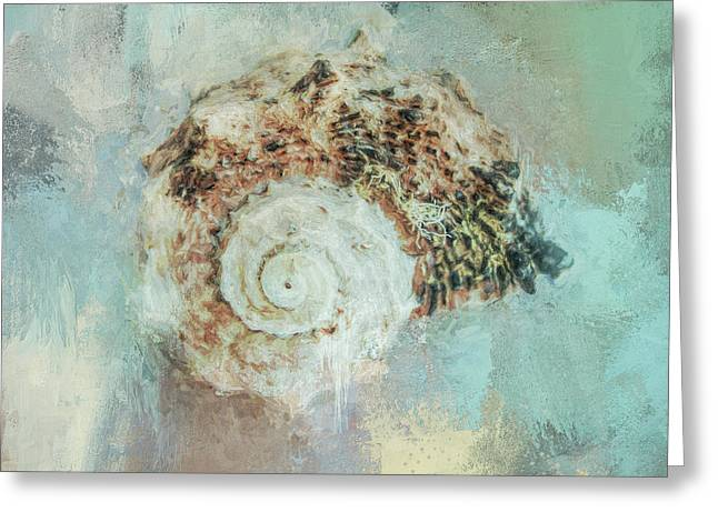 Beach Treasure 1 By Jai Johnson Greeting Card by Jai Johnson