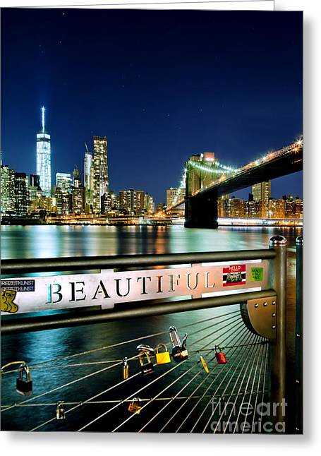 Famous Photographers Greeting Cards - Beautiful Greeting Card by Az Jackson