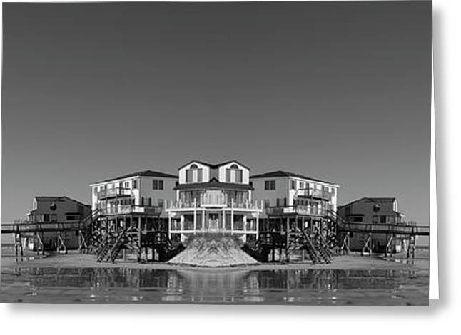 Surf City Greeting Cards - Beautiful Isolation Greeting Card by Betsy C  Knapp
