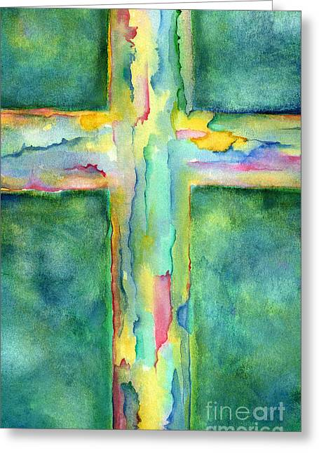 Lent Greeting Cards - Beautiful Greeting Card by Ruth Borges