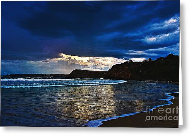 Australia Greeting Cards - Before the Storm Greeting Card by Blair Stuart