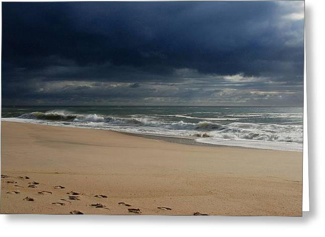 Point Pleasant Greeting Cards - Believe - Jersey Shore Greeting Card by Angie Tirado