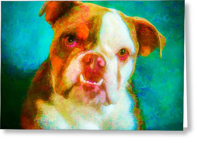 Recently Sold -  - Best Friend Greeting Cards - Bella 1 Greeting Card by Joye Ardyn Durham