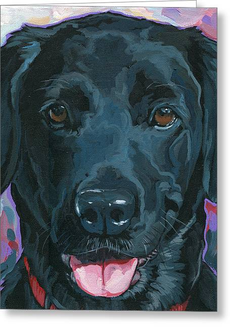 Greeting Cards - Bella Greeting Card by Nadi Spencer
