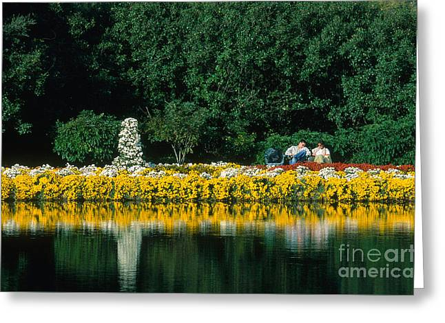 People Greeting Cards - Bellingrath Gardens in Alabama Greeting Card by Jeffrey Lepore