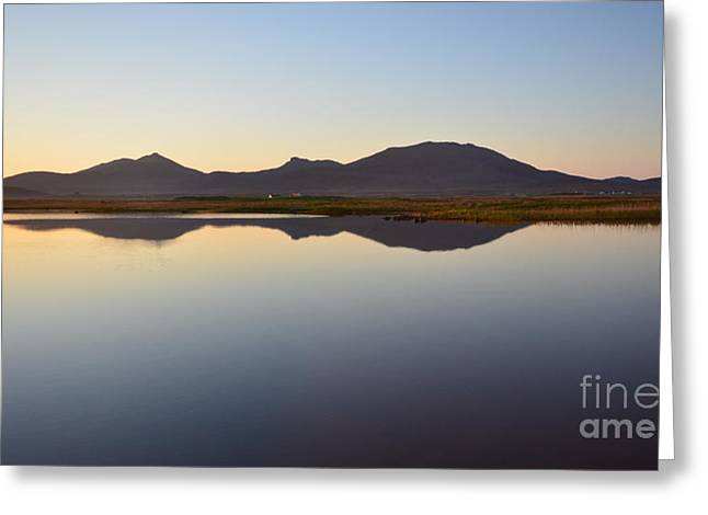 Benbecula Greeting Card by Stephen Smith