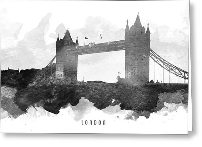 Landmark And Bridges Greeting Cards - Big Ben London 11 Greeting Card by Aged Pixel