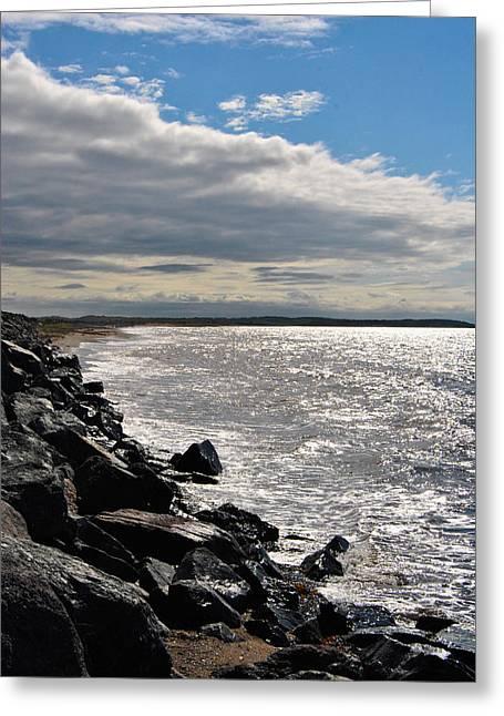 Ocean Art Photography Greeting Cards - Big Island Greeting Card by Kathleen Sartoris