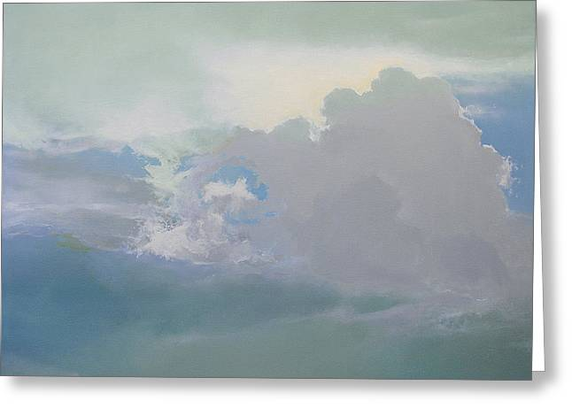 Big Sky 2 Greeting Card by Cap Pannell