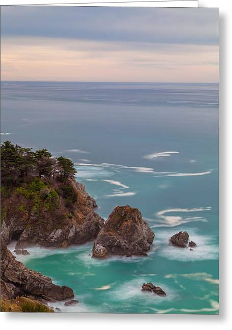 Big Sur California Greeting Cards - Big Sur Beauty Greeting Card by Jonathan Nguyen
