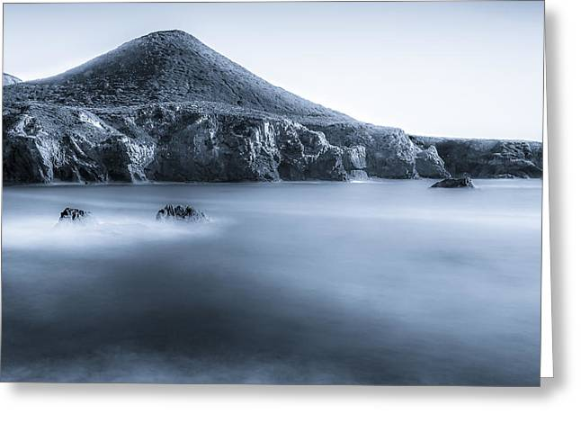 Big Sur Greeting Cards - Big Sur California Greeting Card by Steve Spiliotopoulos