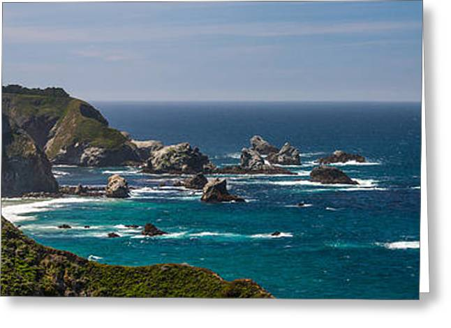Pch Greeting Cards - Big Sur Greeting Card by David Downs