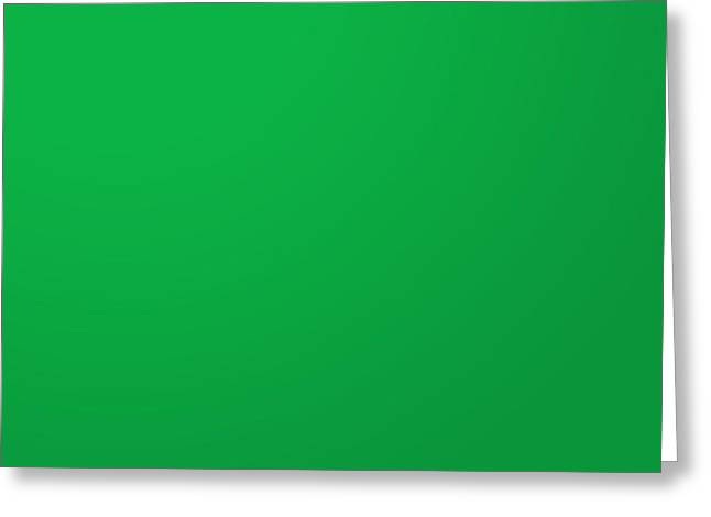 Blank Artist Created Green Shade Background For Pillows Shower Curtains Duvet Covers Phone Cases Greeting Card by Navin Joshi