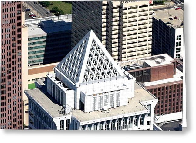 BNY Mellon Center 1735 Market Street Philadelphia PA 19103 2998 Greeting Card by Duncan Pearson