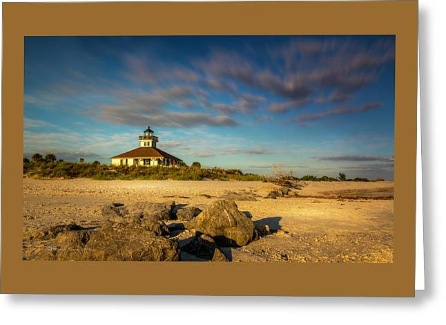 Boca Grande Florida Greeting Card by Marvin Spates