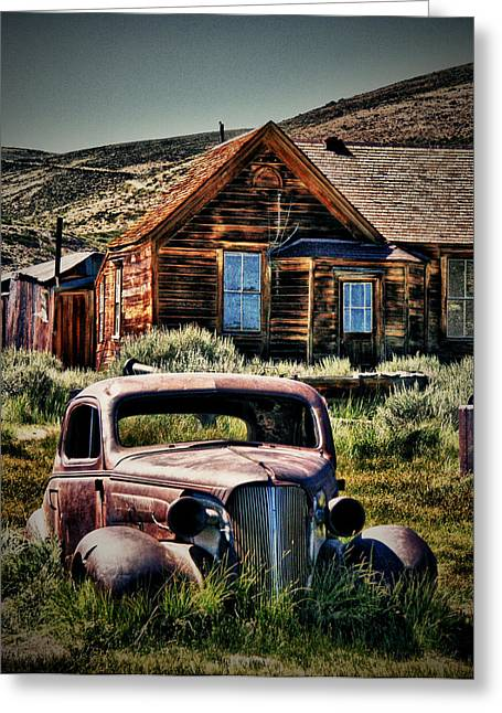 Digitally Enhanced Greeting Cards - Bodies Finest 1 Greeting Card by Chris Brannen