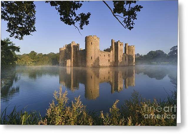 Bodium Castle 4 Greeting Card by Rod McLean