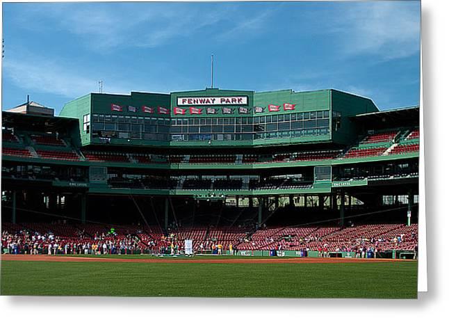 Boston's Gem Greeting Card by Paul Mangold