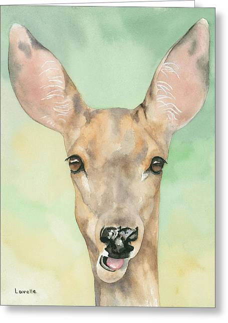 Bound For Glory Greeting Card by Kimberly Lavelle