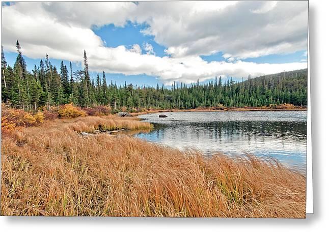 Brainard Lake Colorado Greeting Card by James Steele
