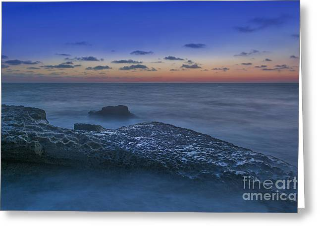 California Beaches Greeting Cards - Bridge of Life Greeting Card by Milton Elliott