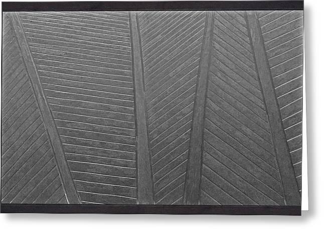 Art Sale Glass Art Greeting Cards - Bridge Greeting Card by Robert Zeman