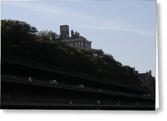 Brooklyn Promenade Greeting Cards - Brooklyn Heights Promenade Greeting Card by Christopher Kirby