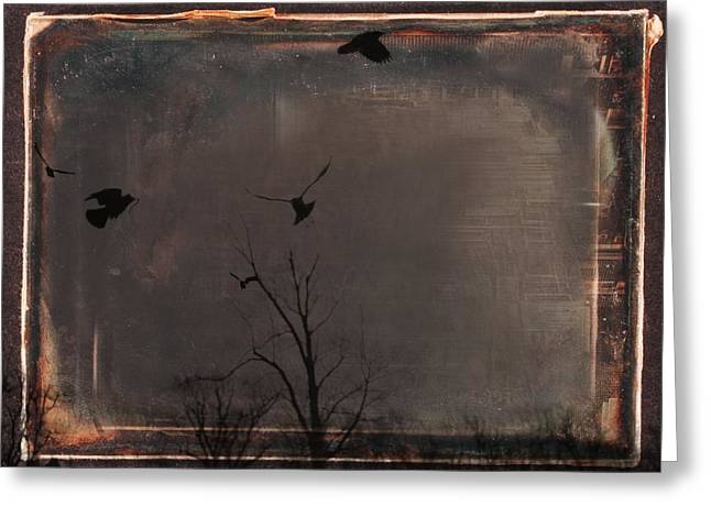Brown Tones Greeting Cards - Brown Earth Greeting Card by Gothicolors Donna Snyder