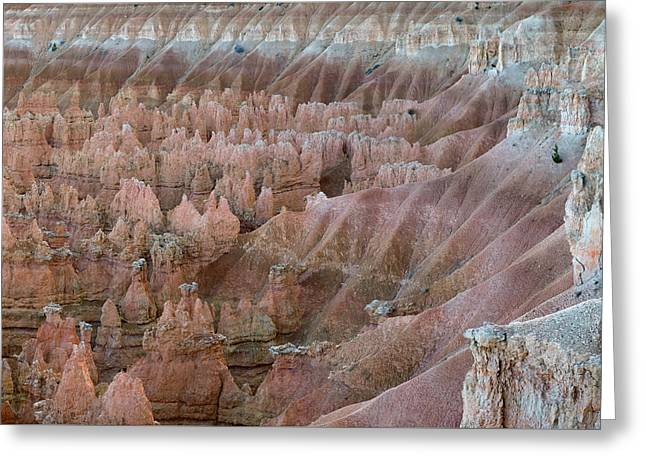 Bryce Canyon Silent City Greeting Card by Dean Hueber