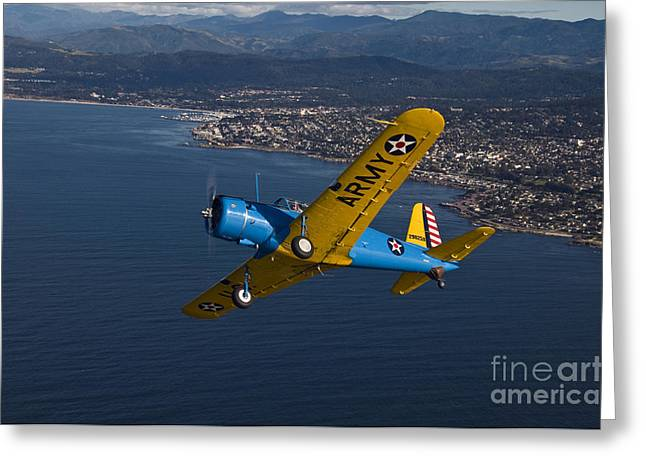 Valiant Greeting Cards - BT-13 Valiant Greeting Card by Susan Yates