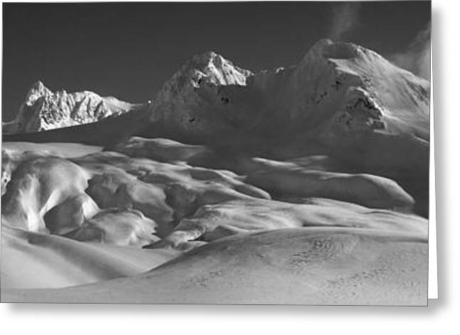 Powder Greeting Cards - Bugaboos Panorama 1 Greeting Card by Christopher  Wiley