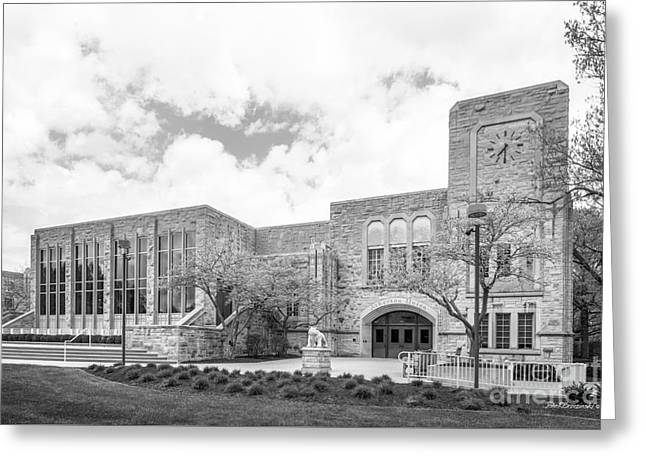Butler University Atherton Union Greeting Card by University Icons