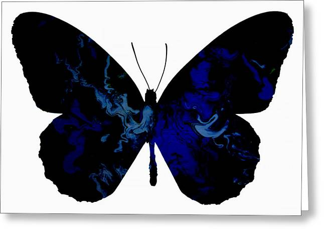 Butterfly 002 Greeting Card by Brian Reaves