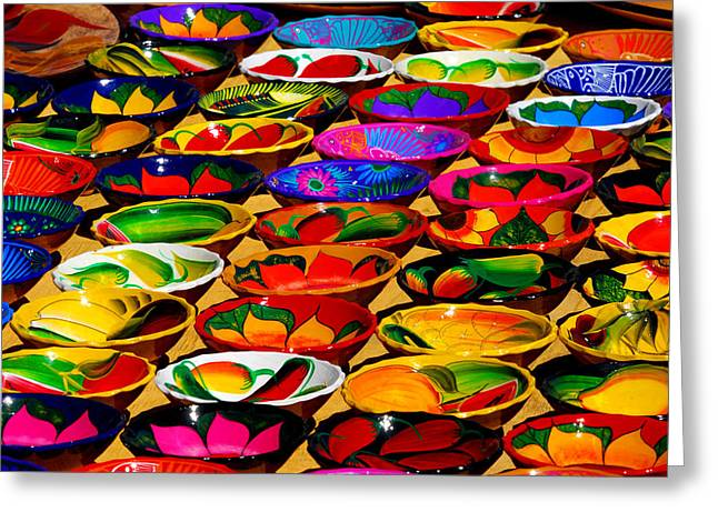 Mexican Art Greeting Cards - Cabo Art Greeting Card by Craig Incardone