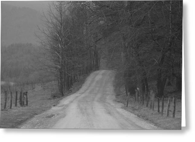 Cades Cove.. Greeting Card by Al  Swasey