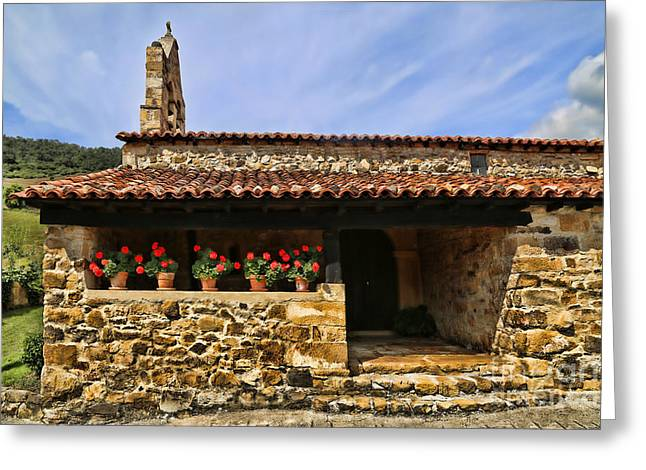 Romantico Greeting Cards - cahecho 155A7836 Greeting Card by Diana Sainz