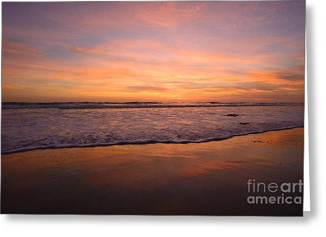 California Ocean Photography Greeting Cards - California Coast 48x72 Print Greeting Card by John Tsumas