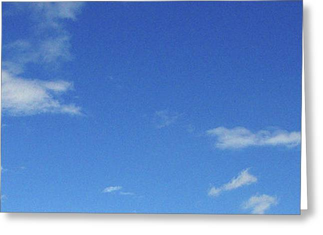 Cumulus Nimbus Greeting Cards - California Sky Greeting Card by Jera Sky