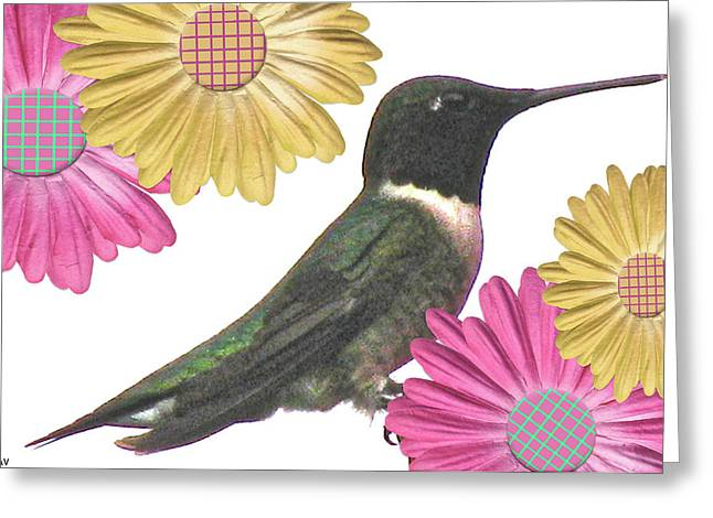 Stimulating Colored Flower Greeting Cards - Call To Spring Greeting Card by Debra     Vatalaro