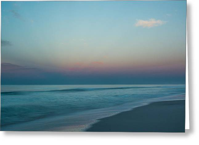 Florida House Greeting Cards - Calm Waters at Sunrise Greeting Card by Shelby  Young
