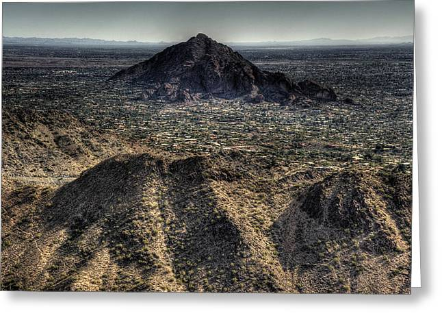 Camelback Mountain Greeting Cards - Camelback Mountain Greeting Card by Jason Evans