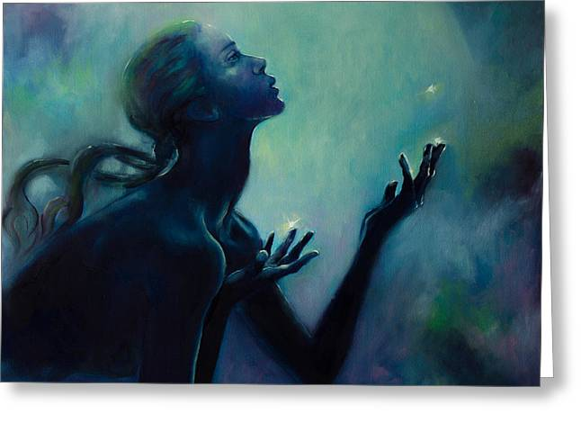 Zodiac. Greeting Cards - Cancer Zodiac Sign Greeting Card by Dorina  Costras