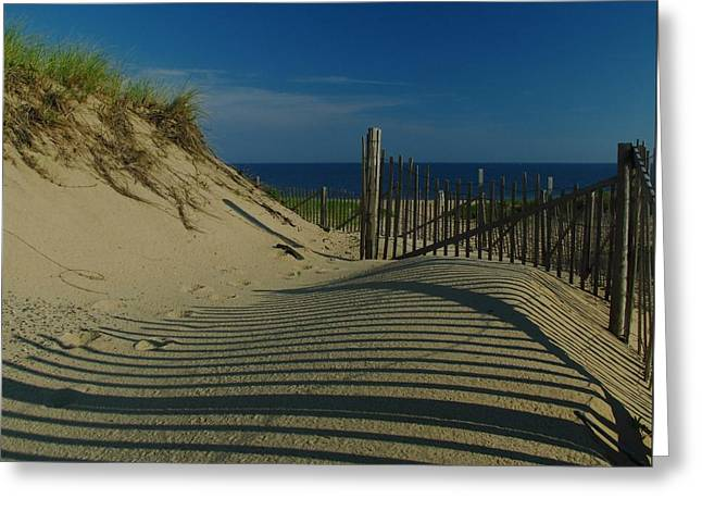 Cape Cod National Seashore Greeting Card by Juergen Roth