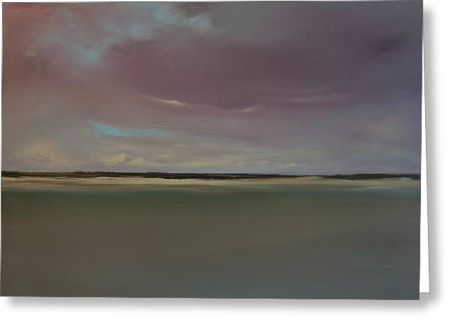Cape Colours Greeting Card by Michael Marrinan